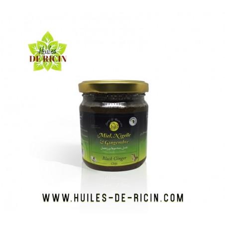Miel nigelle et gingembre Chifa 250 gr