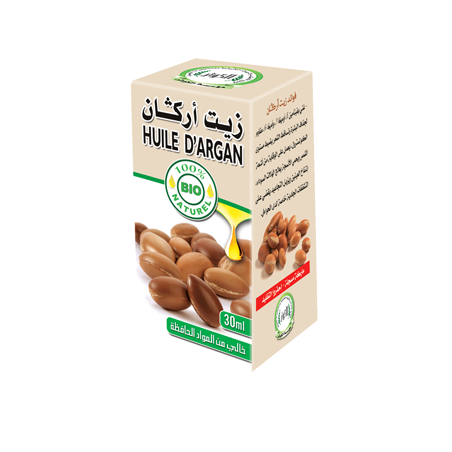 Huile d'Argan 30ml 100% naturelle Al Kawthar