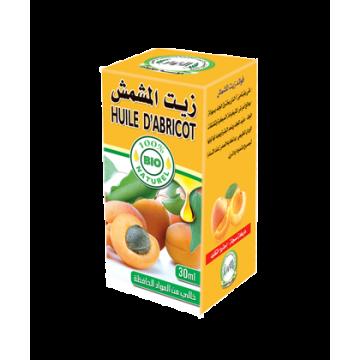 Huile d'abricot 30 ml 100%...