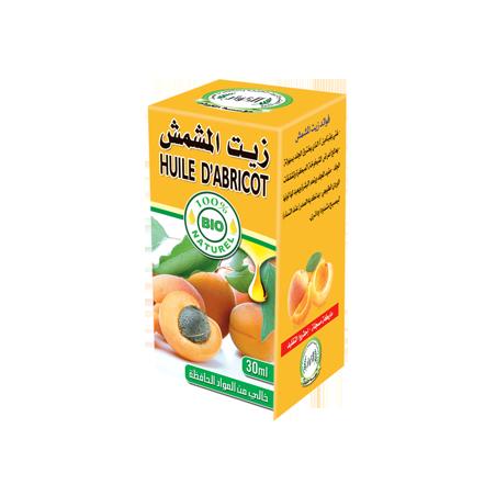 Huile d'abricot 30 ml 100% naturelle Al Kawthar
