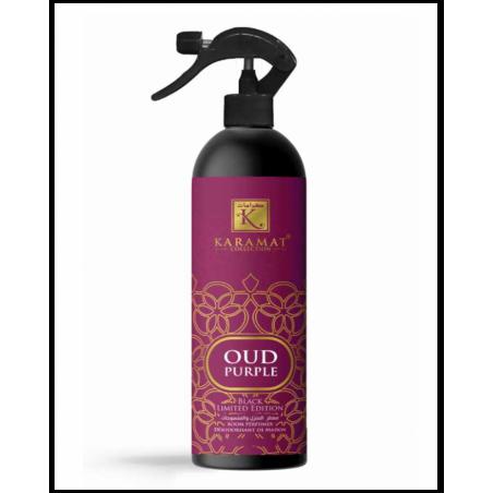 Désodorisant maison Oud Purple | 500ml | Karamat