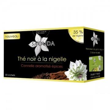 Thé noir à la Nigelle...