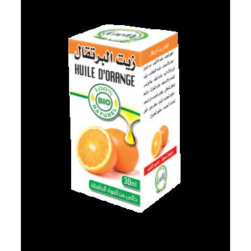 Huile d'orange 30ml 100%...