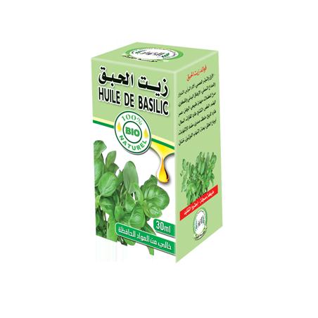 Huile de Basilic 30ml 100% naturelle Al Kawthar