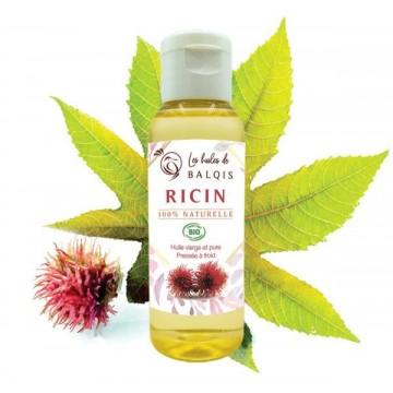 Huile De Ricin Pure - BIO...