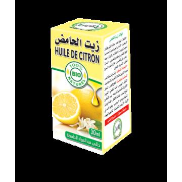 Huile de citron 30ml 100%...