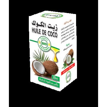 Huile de Coco 30ml 100%...