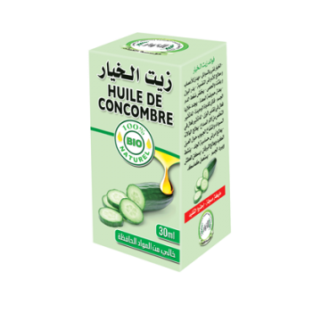 Huile de Concombre 30ml...