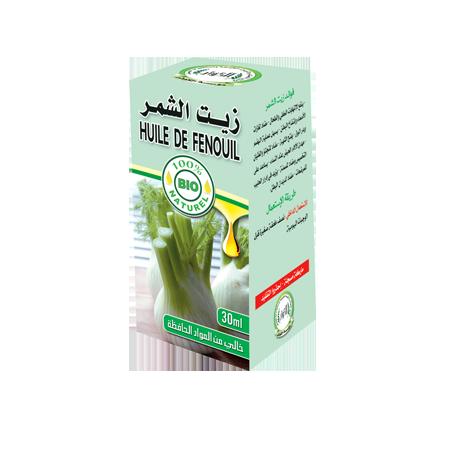 Huile de Fenouil 30ml 100% naturelle Al Kawthar