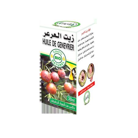 Huile de Genévrier 30ml 100% naturelle Al Kawthar