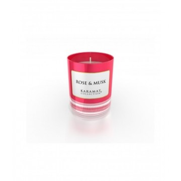 Bougie Parfumée Rose & Musk...