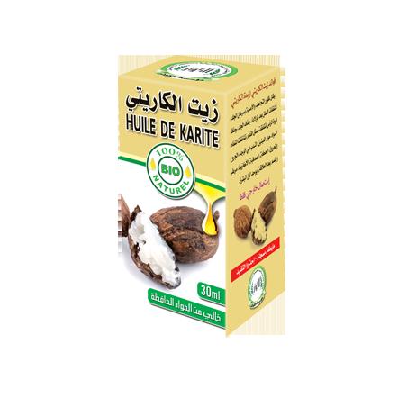 Huile de Karité 30ml 100% naturelle Al Kawthar