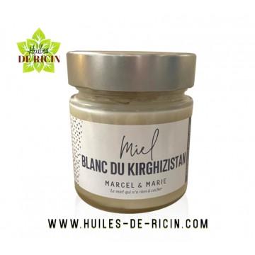 Miel blanc du kirghizistan...