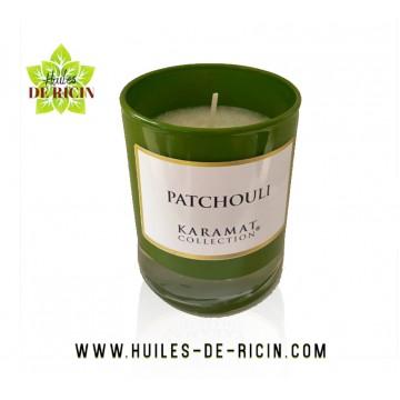 Bougie Parfumée Patchouli -...