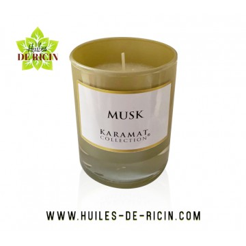 Bougie Parfumée Musk  -...