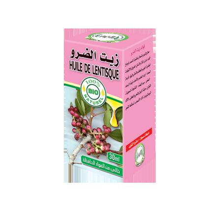 Huile de Lentisque 30ml 100% naturelle Al Kawthar