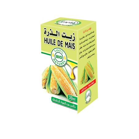 Huile de Maïs 30ml 100% naturelle Al Kawthar