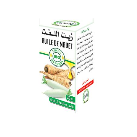 Huile de Navet 30ml 100% naturelle Al Kawthar