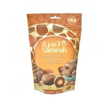 Tamrah - Dattes Aux Amandes Enrobées De Chocolat Au Lait