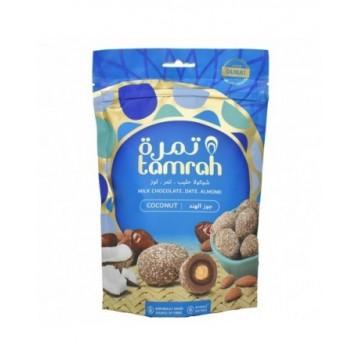 Dattes Aux Amandes Enrobées De Chocolat À La Noix De Coco